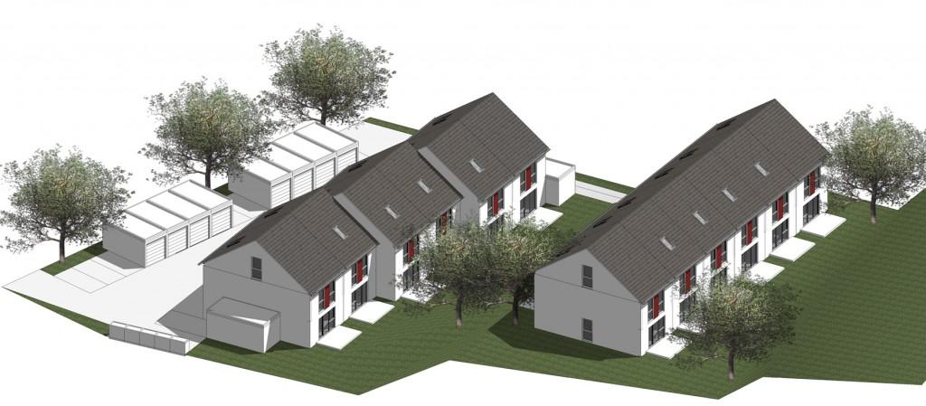 Häuser 3d Homepage